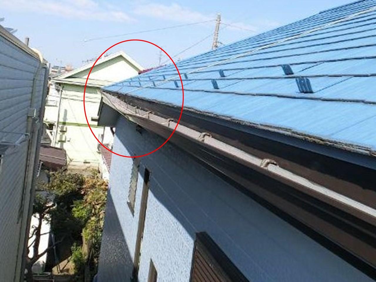 相模原市南区で台風によりフェンス破損!調査の結果、地震保険も申請可能となりました◎