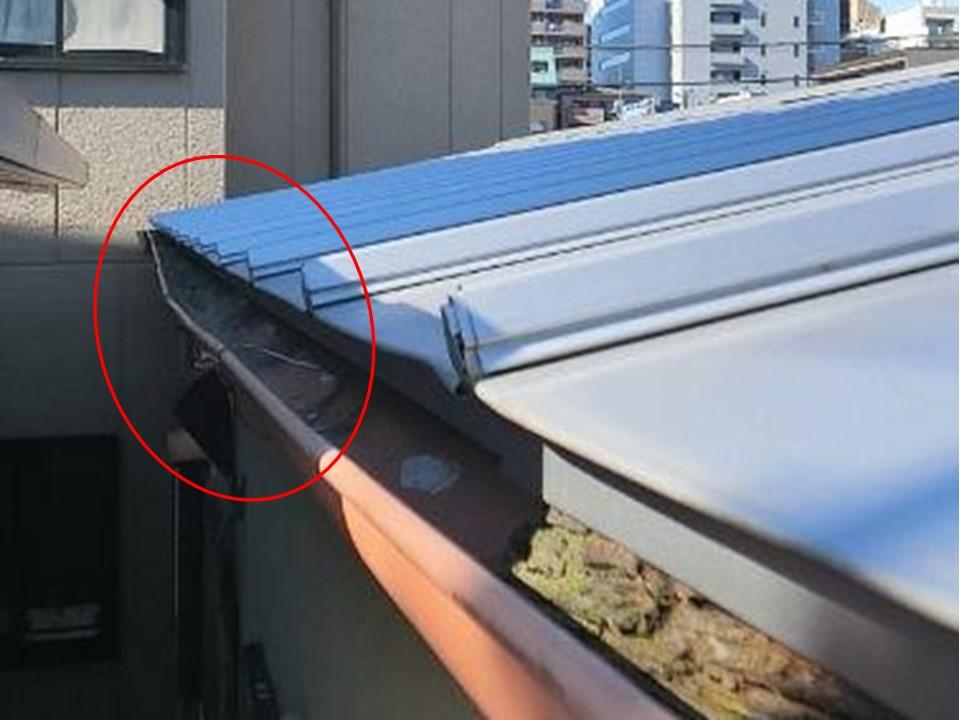 知ってますか?火災保険の使い方!東京都北区のご自宅の雨どいを修理!