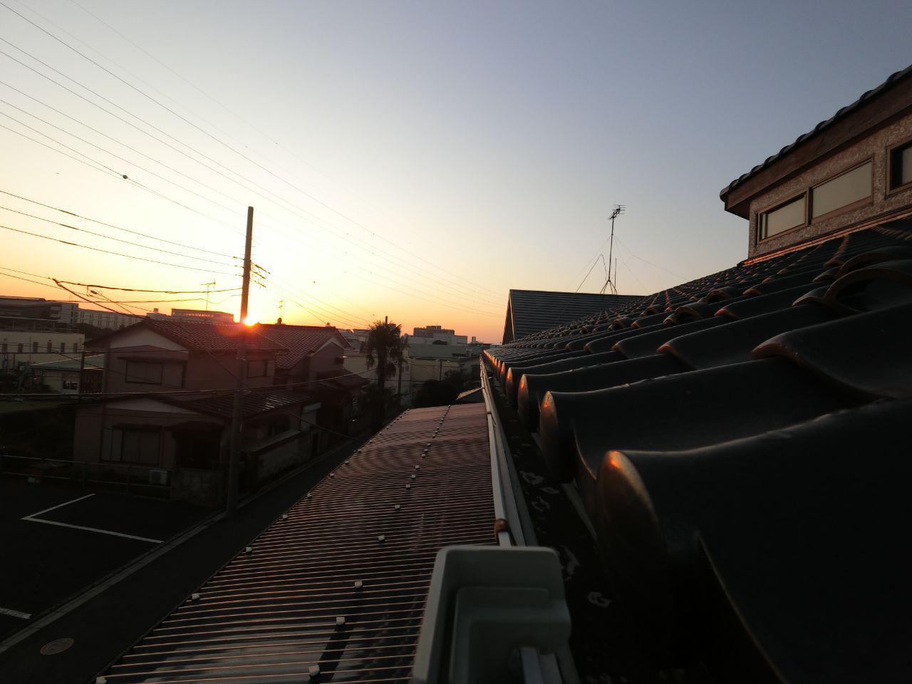 船橋市で火災保険申請で雨どい工事!台風や大雪の影響で損傷あり!