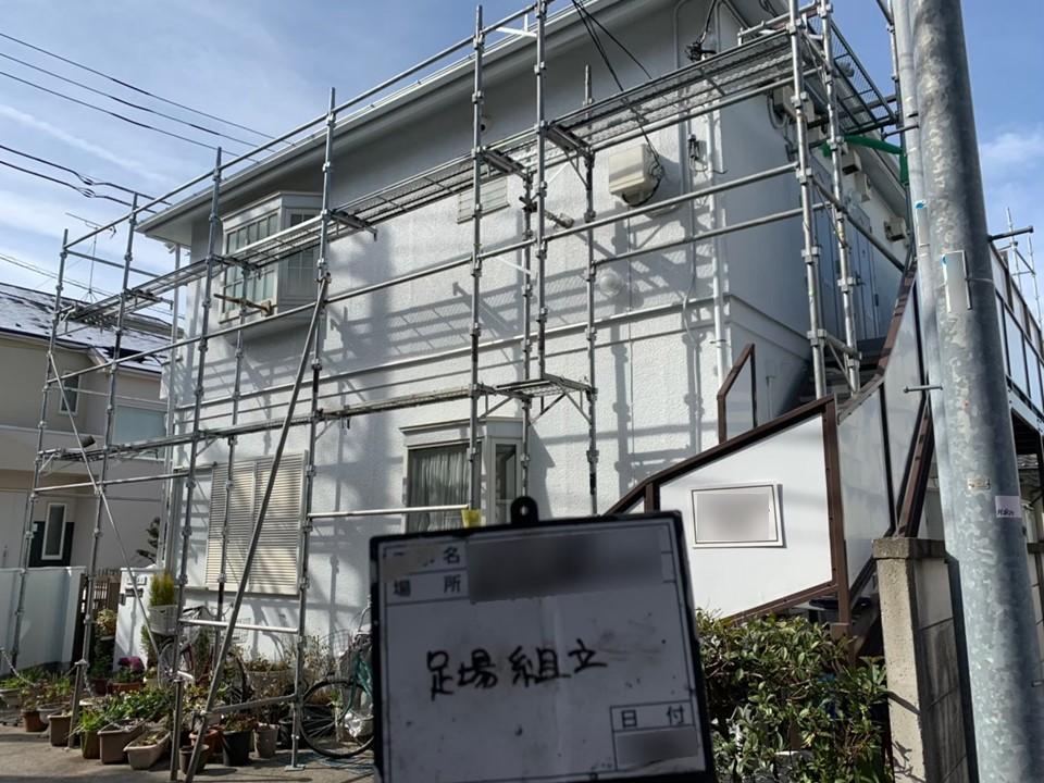 【施工完了報告!】東京都調布市のアパートで雨どい交換完了!