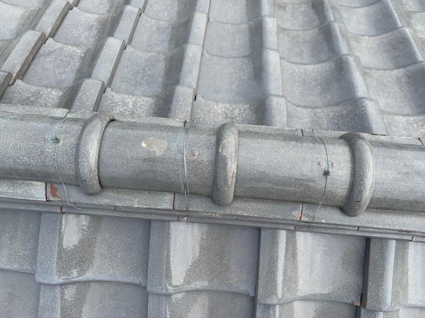 【施工完了報告!】川崎市中原区で台風で飛んだ棟瓦の工事を実施!