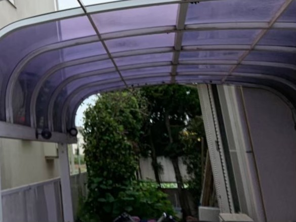【施工完了報告!】追加費用は一切なし!東京都西東京市で雨どい交換工事!
