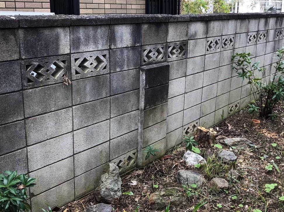 【施工完了報告!】リピーターのお客様からのご依頼!川崎市中原区にてブロック撤去工事を実施!