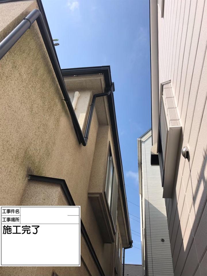 【施工完了報告!】千葉市緑区で釘浮き&雨どいの歪みが発生!無事に完工しました★