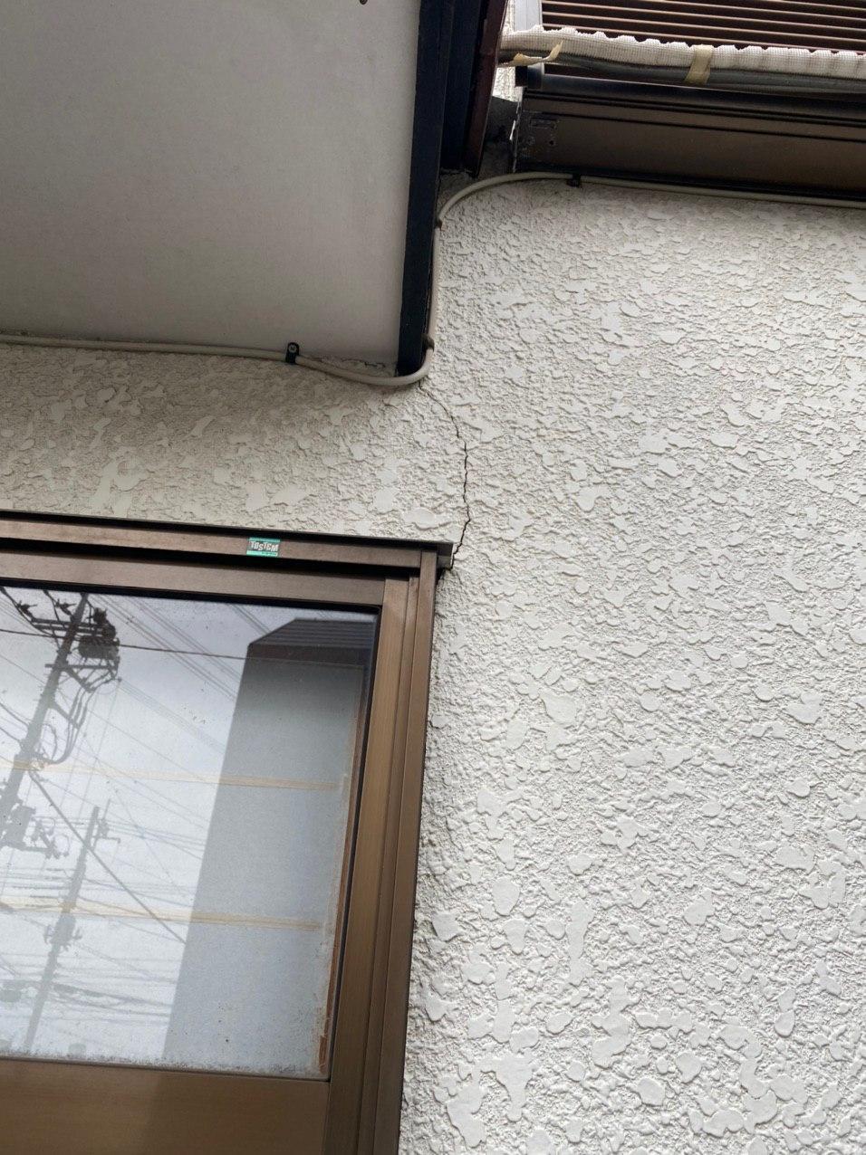 埼玉県狭山市で雨樋波板交換工事及び外壁クラック補修のご報告【工事完了報告】
