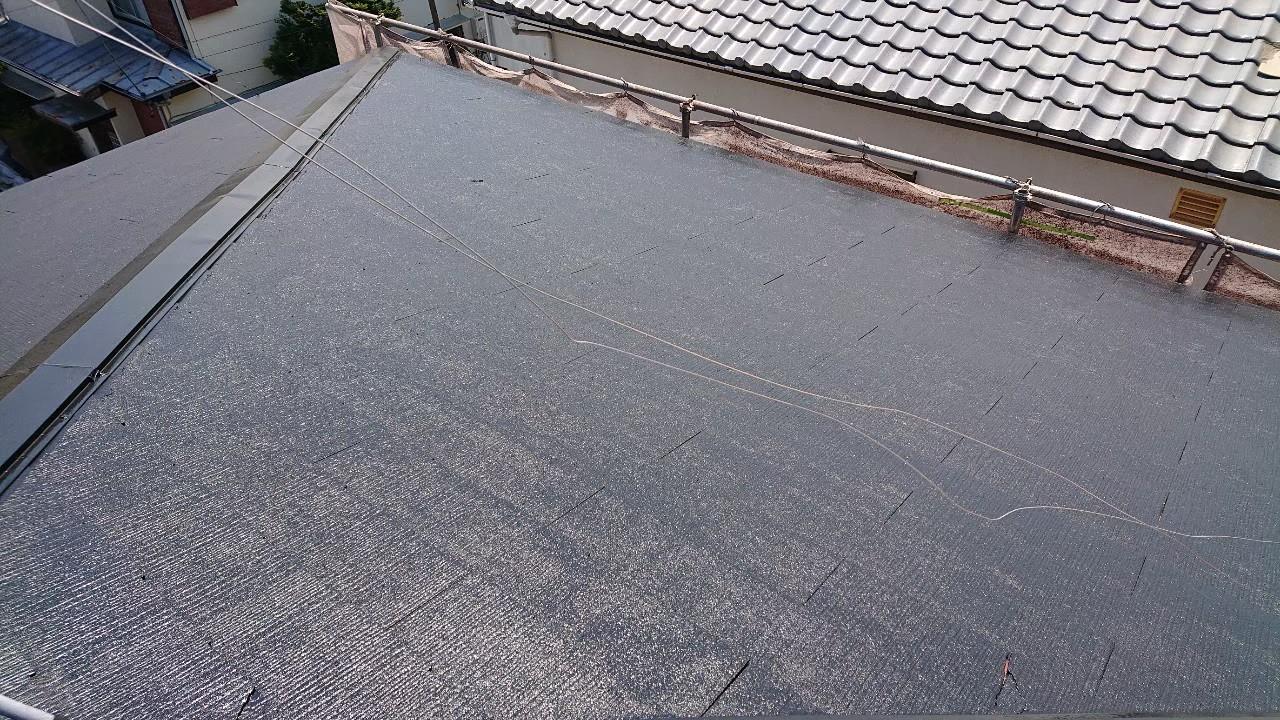 【施工完了報告!】安心&満足の施工!神奈川県秦野市にて屋根塗装を行いました!