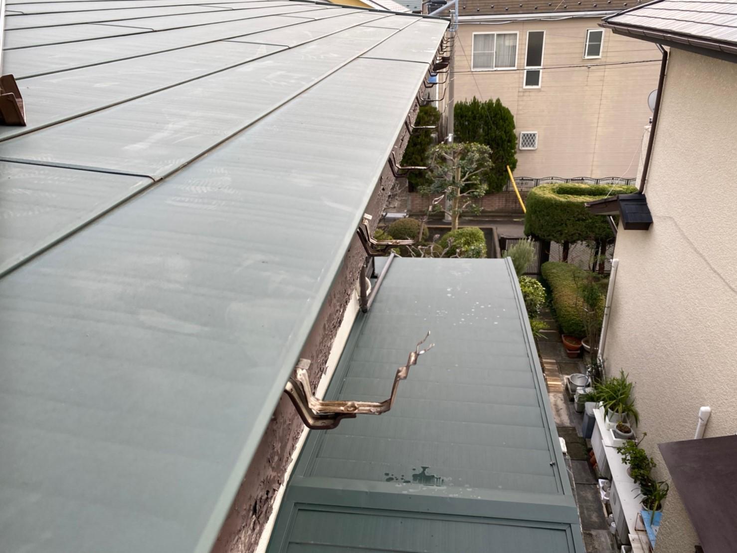 【施工完了報告!】その損傷、火災保険を使用して0円で直せるかも!!千葉県四街道市にて雨どい新品交換を行いました!