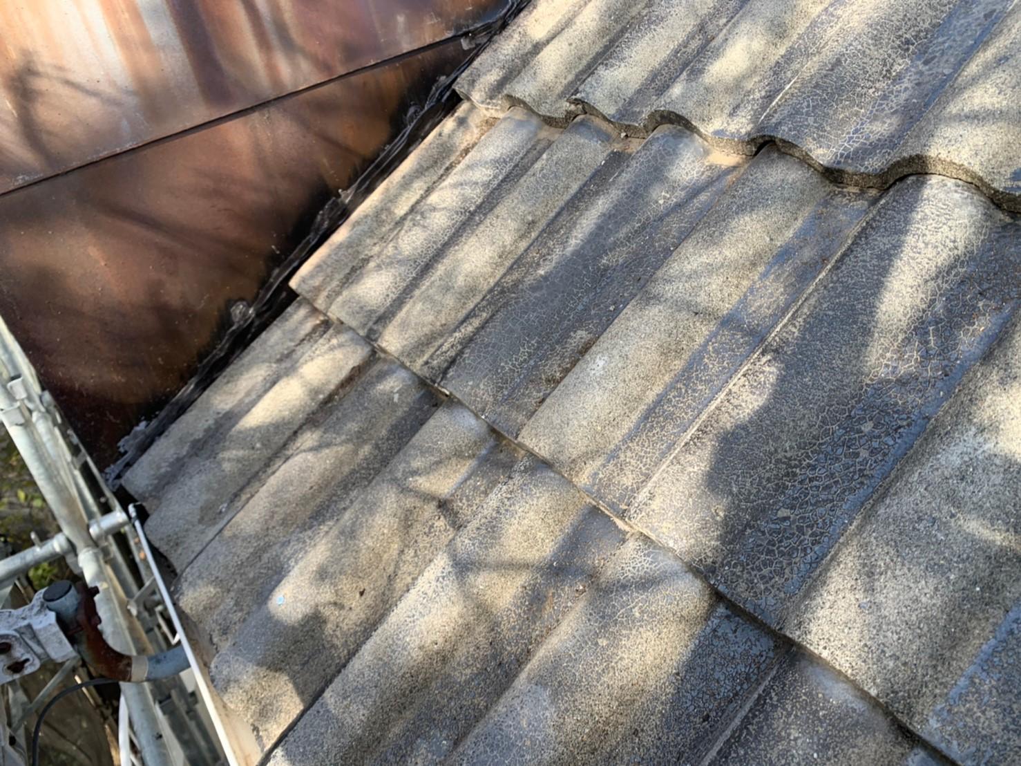 【施工完了報告!】東京都府中市にて屋根ルーフィング工事を完工!