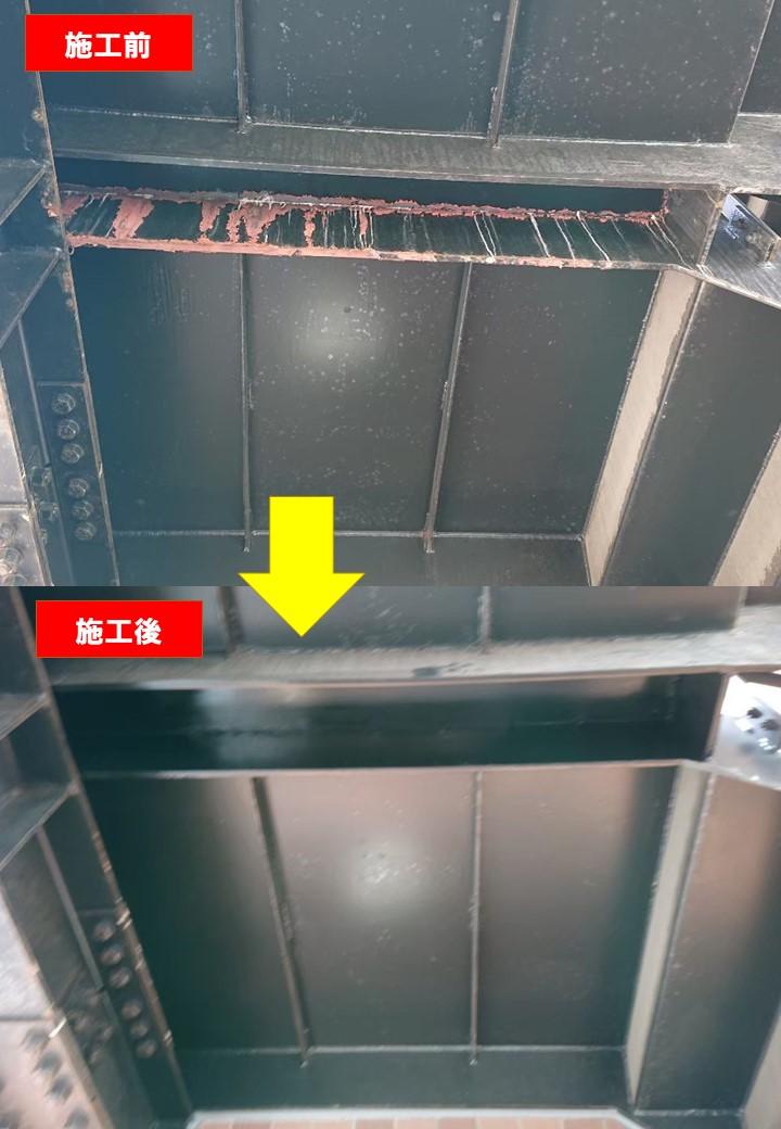 【施工完了報告!】東京都練馬区のマンションにてシーリング工事完了!