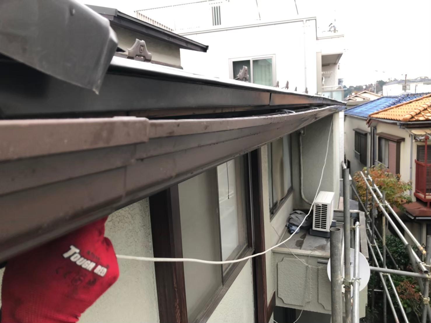 【施工完了報告!】実質負担0円で雨どい交換いたしませんか?東京都昭島市にて施工完了!