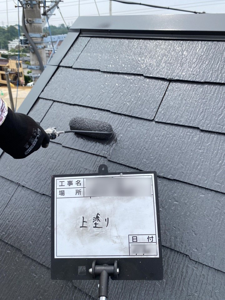 東京都杉並区にて屋根&外壁塗装工事を行いました★他社との相見積り歓迎です!!