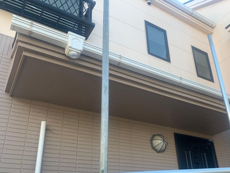 東京都武蔵野市にて施工完了!雨どい点検行っております!