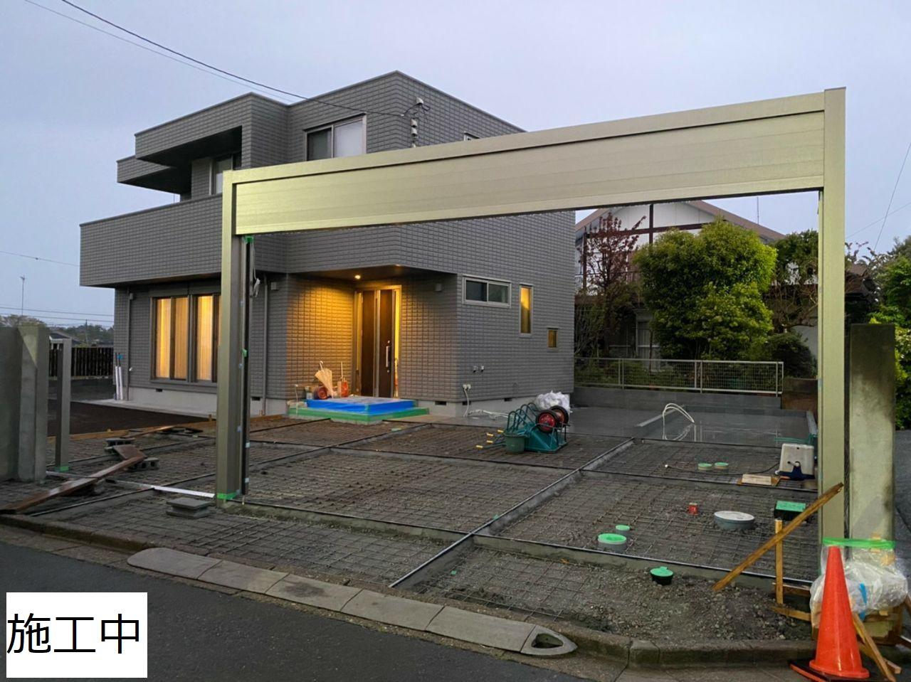 埼玉県所沢市で外構工事完了のご報告 外構工事は株式会社ハートホームにお任せ!