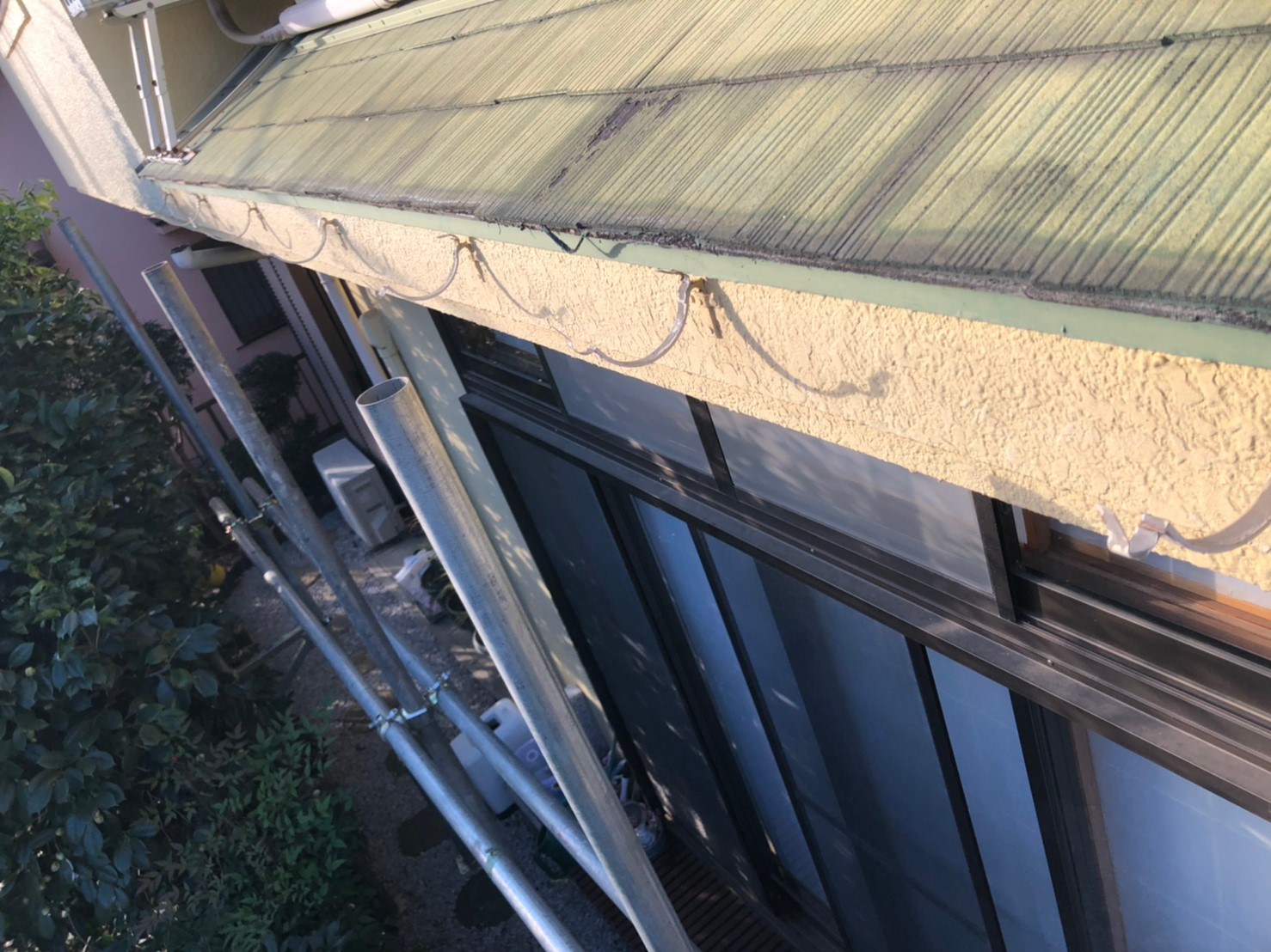 東京都文京区にて雨樋交換工事を行いました!雨樋から水が溢れてる時は要注意!!