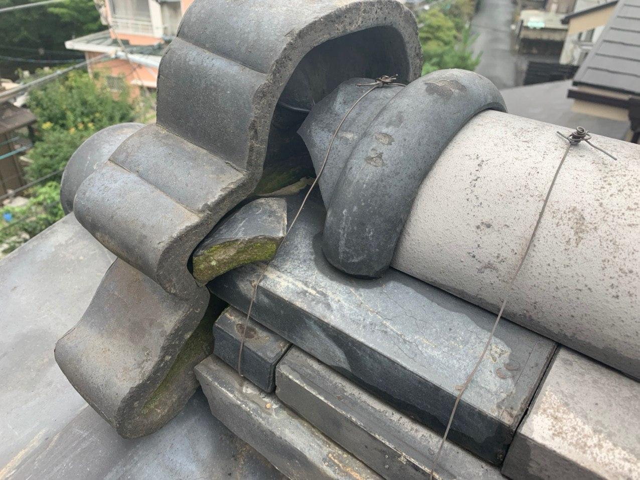 東京都荒川区にて屋根葺き替え工事を行いました!