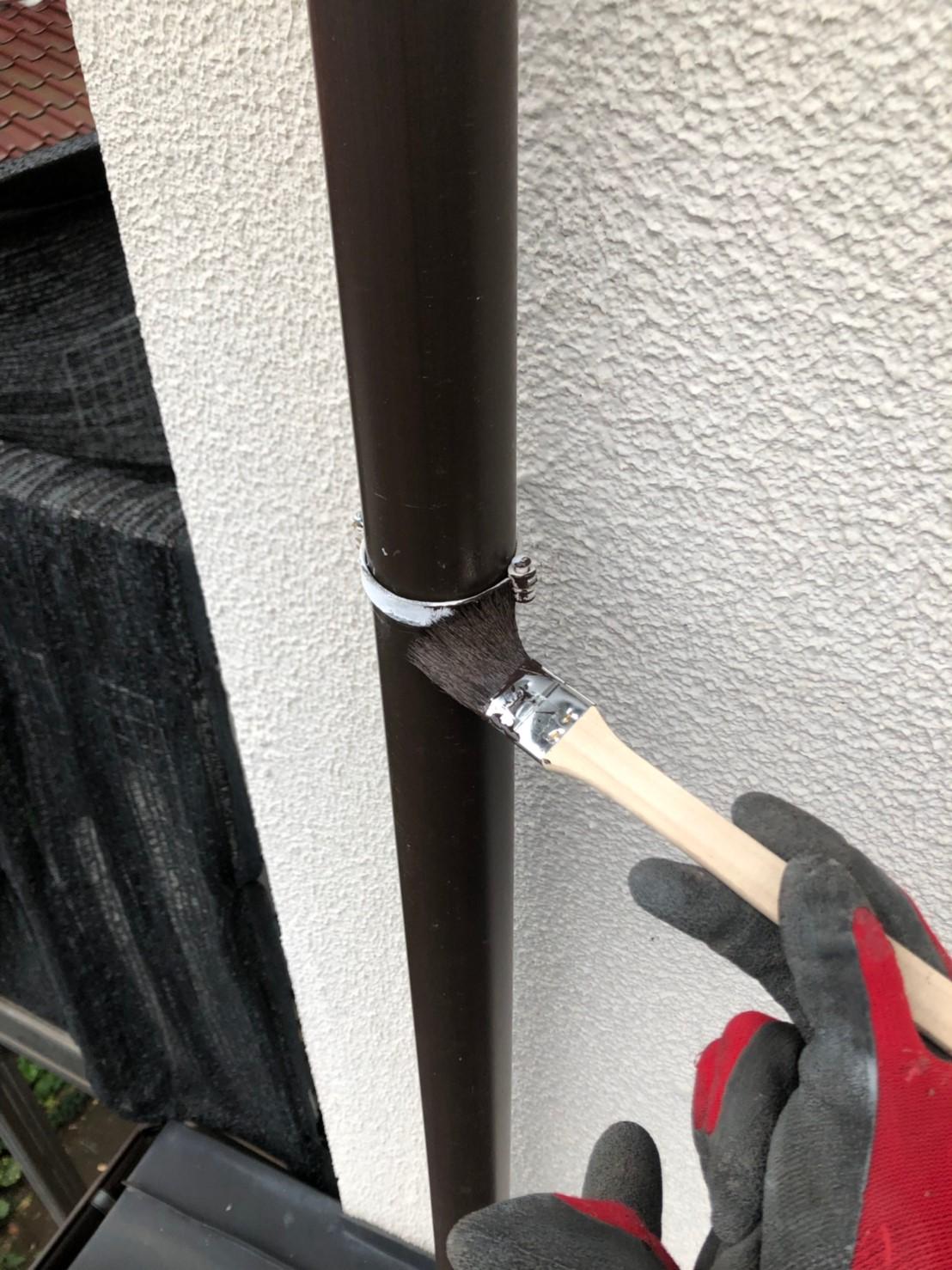 埼玉県所沢市にて施工完了!台風&大雪による被害を修繕!