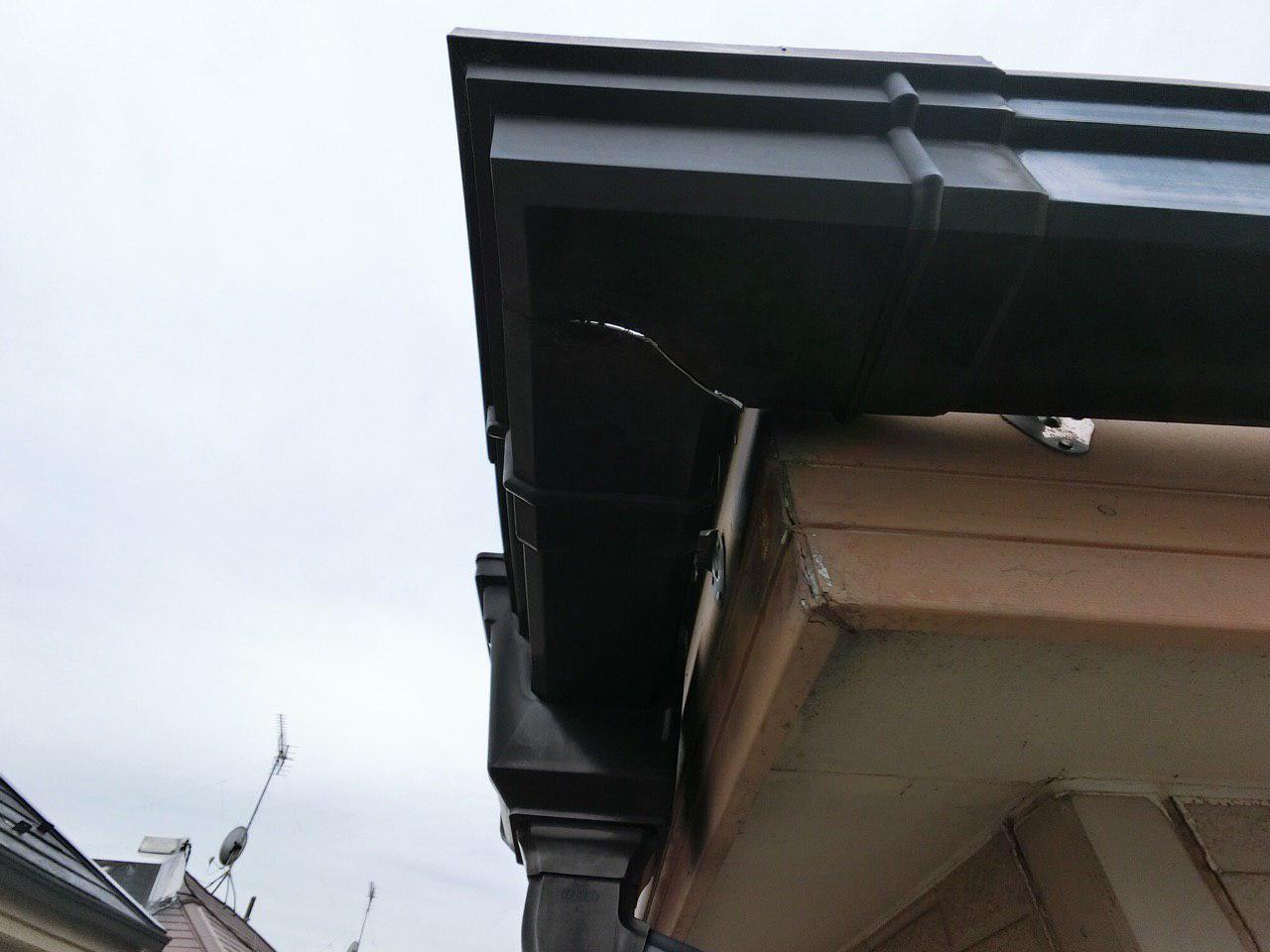 福生市で屋根雨樋の住宅調査を実施