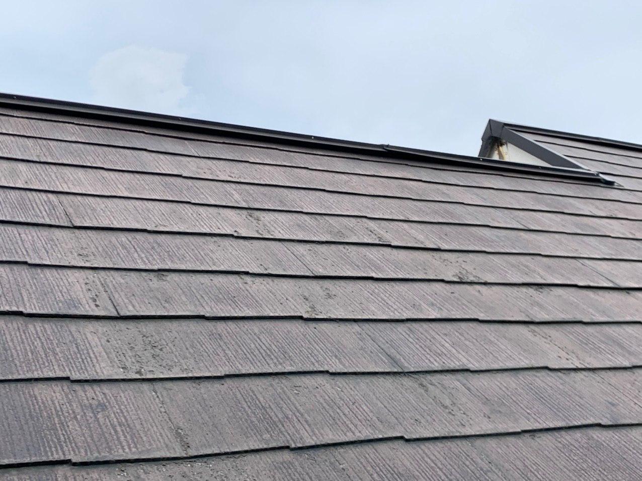 神奈川県厚木市にて屋根塗装工事