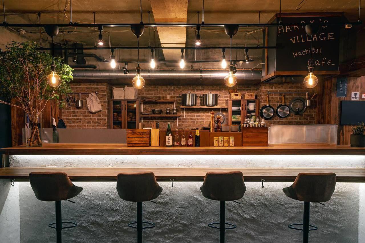 八王子市で飲食店舗デザイン提案改装工事
