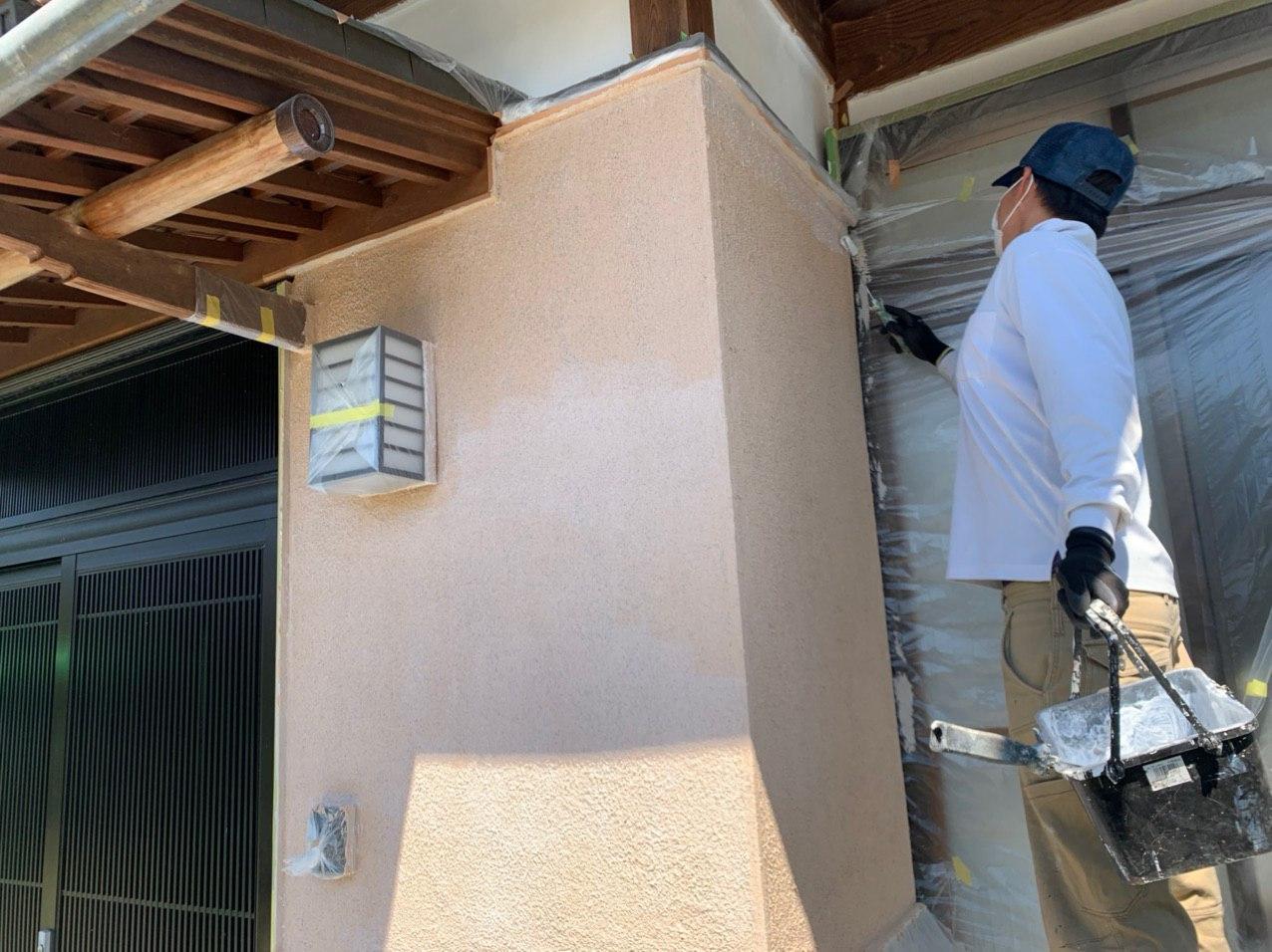 ハートホームの塗装 埼玉県越谷市で外壁塗装