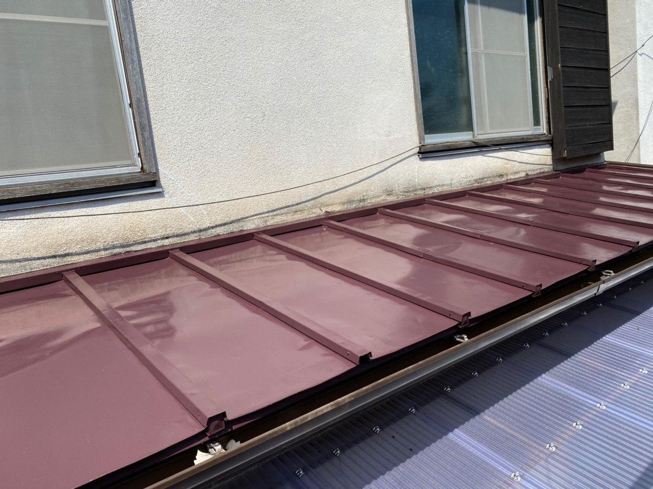横浜市保土ヶ谷区でベランダ撤去新設 塗装工事