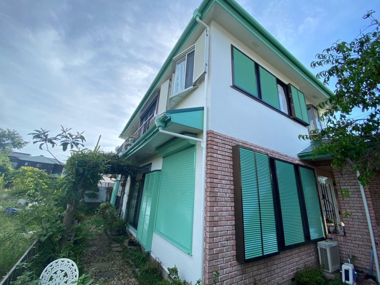 埼玉県日高市で屋根外壁塗装