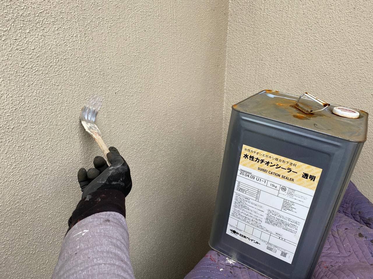 東京都東村山市でストックヤード解体新設