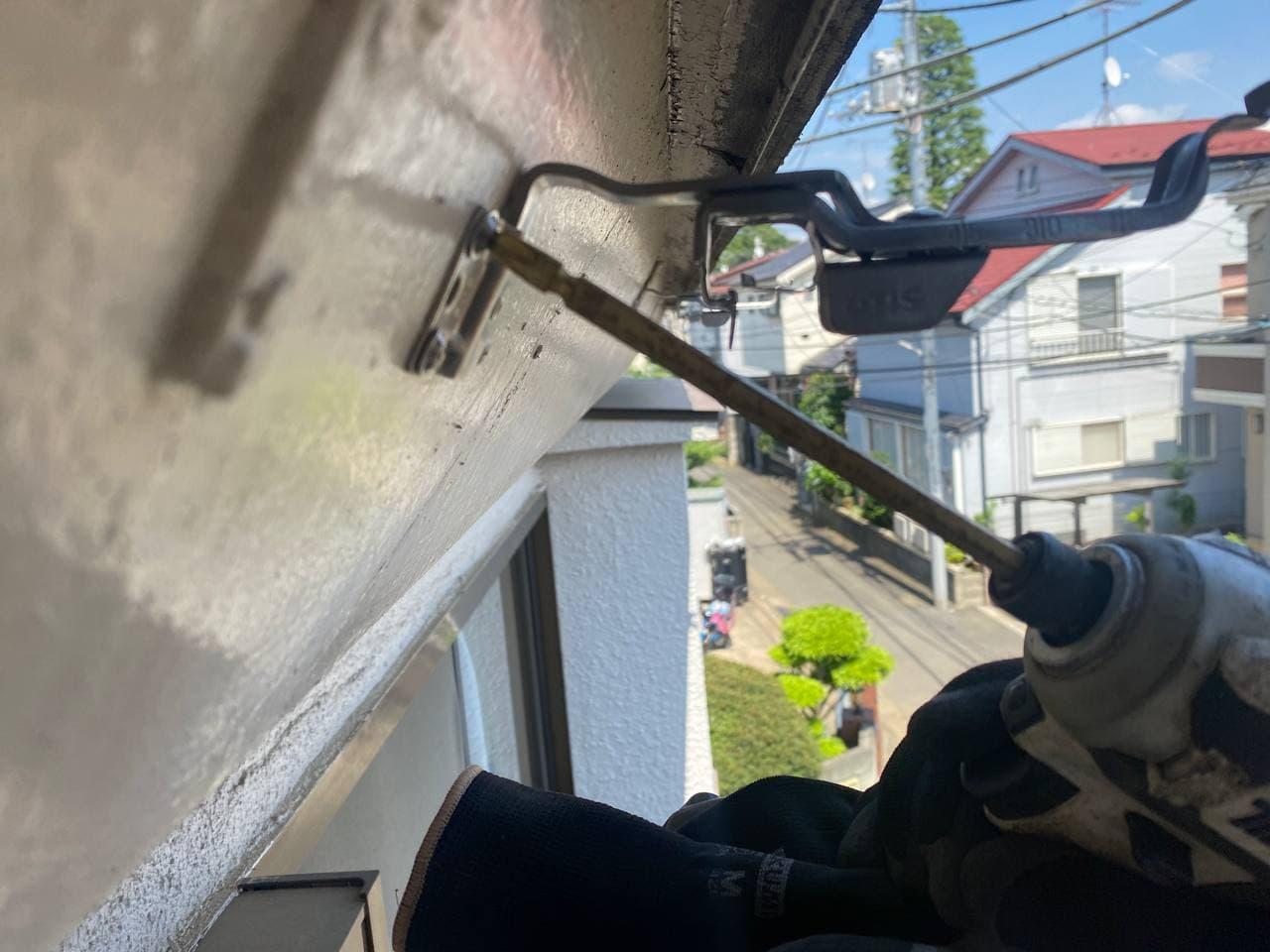ハートホームの雨樋屋根工事!相模原市中央区
