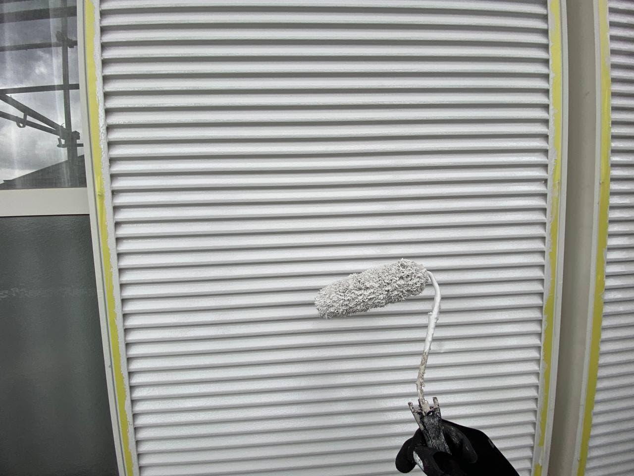 東京都渋谷区にて屋根外壁塗装工事