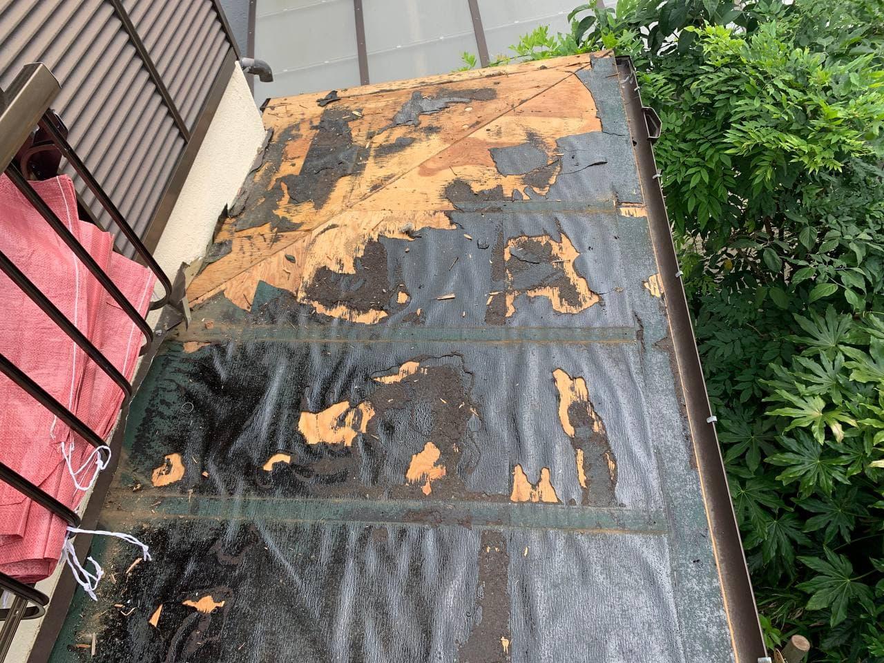 ハートホーム屋根修理 川越市で屋根葺き替え工事