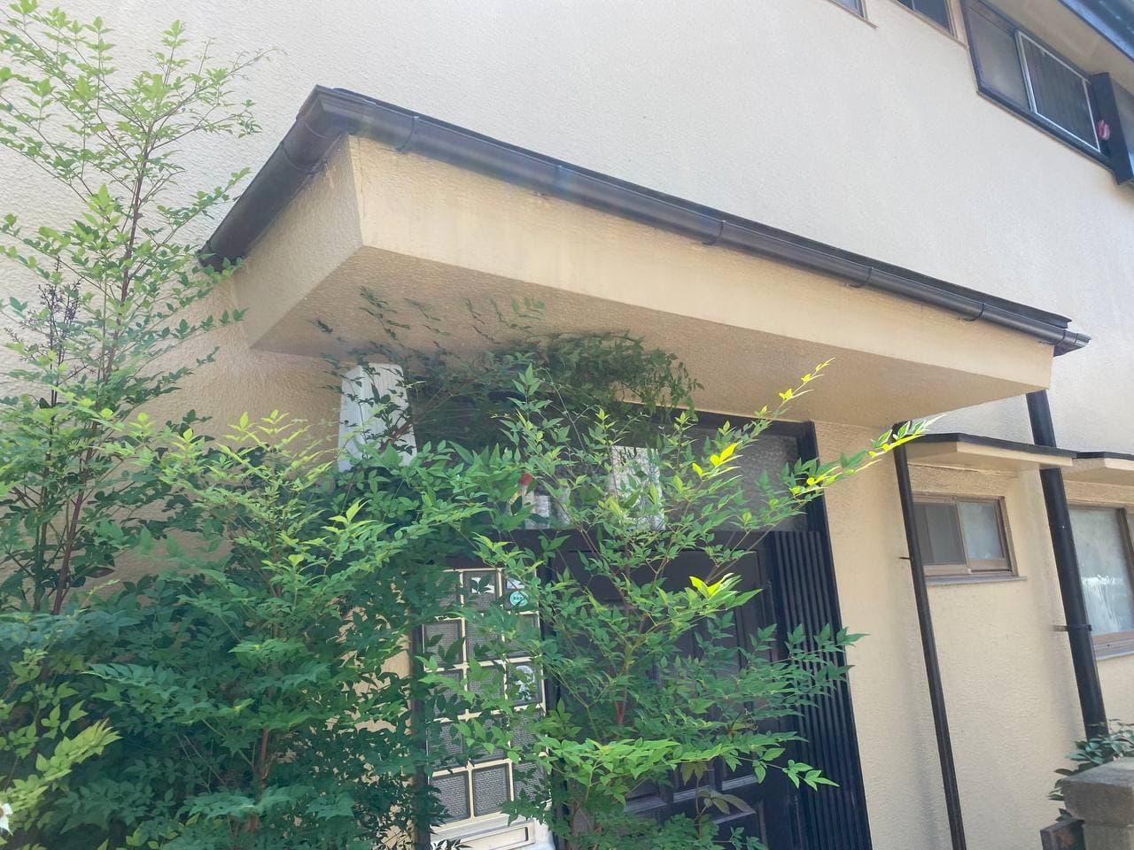 雨樋交換はお早めに!千葉県花見川区で雨樋修理