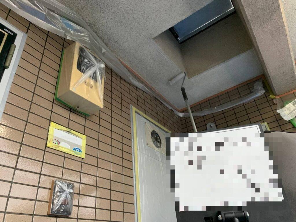 神奈川県海老名市でマンション大規模修繕工事