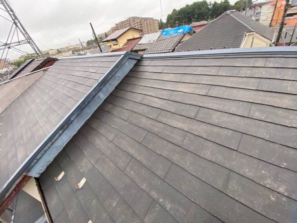 塗装は家を蘇らせる!日野市で屋根外壁塗装工事
