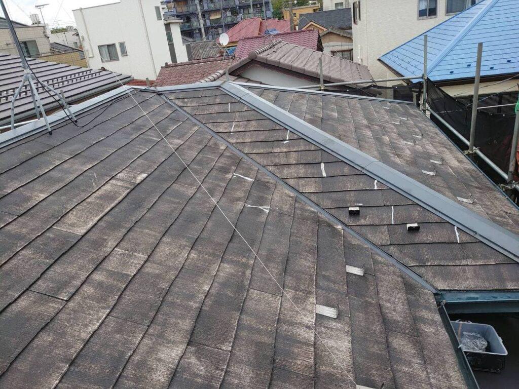 屋根のご相談!東京都渋谷区で屋根塗装工事