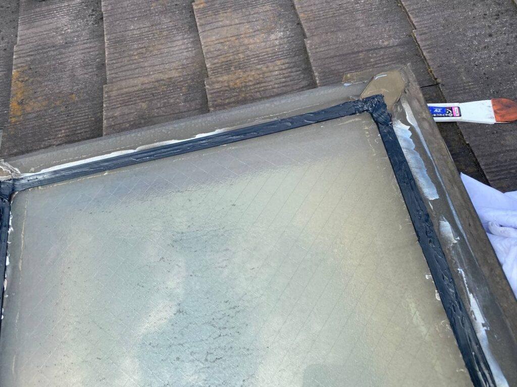 トップライト雨漏り!横浜市瀬谷区で天窓補修