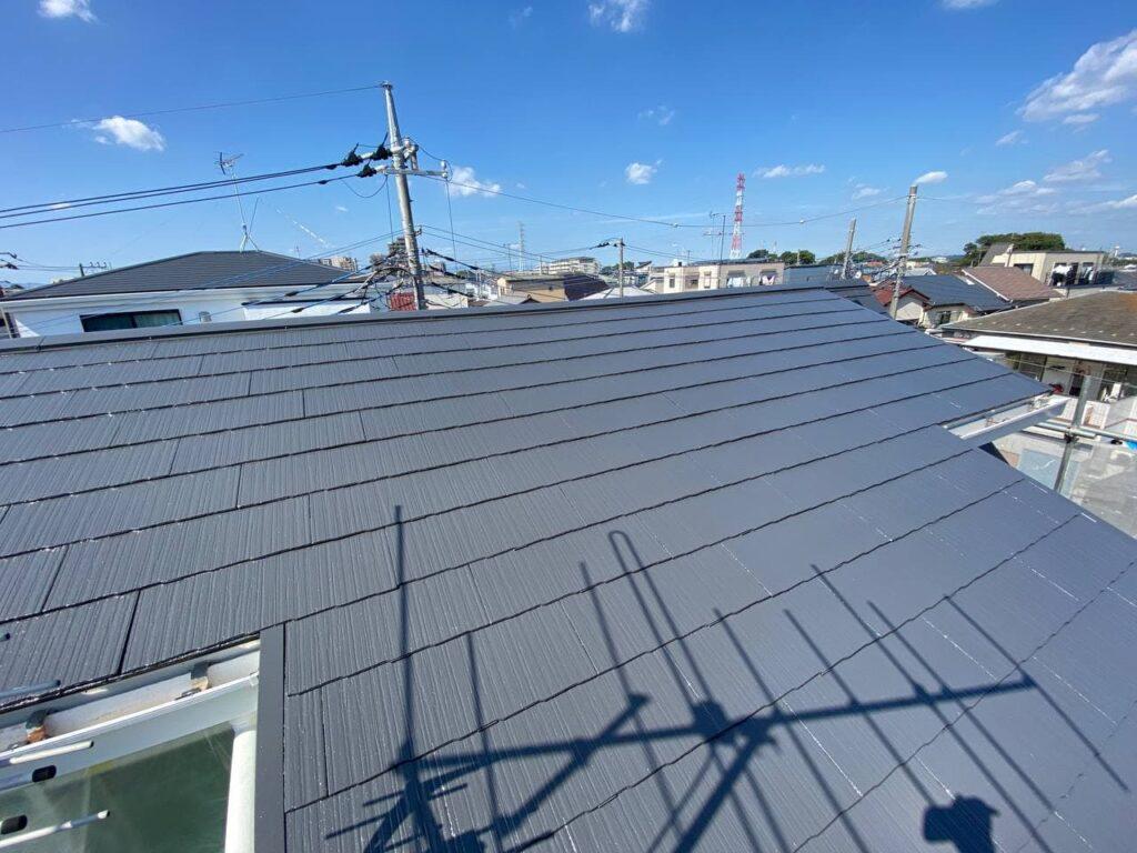 屋根外壁塗装を埼玉県さいたま市緑区で完工